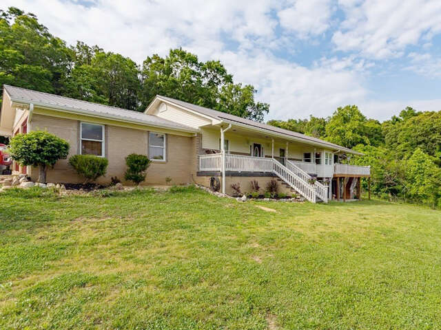 Single Family for Sale at 7280 Newport Hwy Greeneville, Tennessee 37743 United States