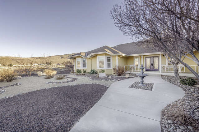 Single Family for Sale at 719 Dayton Valley Dayton, Nevada 89403 United States