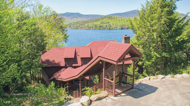 Single Family for Sale at 153 Ruisseaumont Way Lake Placid, New York 12946 United States
