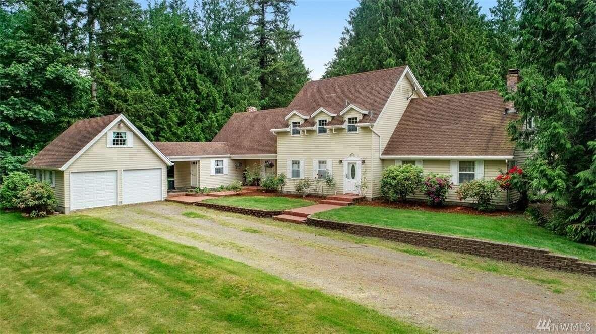 Single Family for Sale at 41710 218th Ave SE Enumclaw, Washington 98022 United States