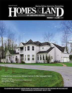 HOMES & LAND Magazine Cover. Vol. 31, Issue 13, Page 49.