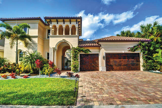 Single Family for Sale at 17563 Middle Lake Drive Boca Raton, Florida 33496 United States