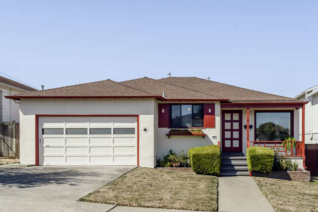 Single Family for Sale at 125 Greenwood Dr South San Francisco, California 94080 United States