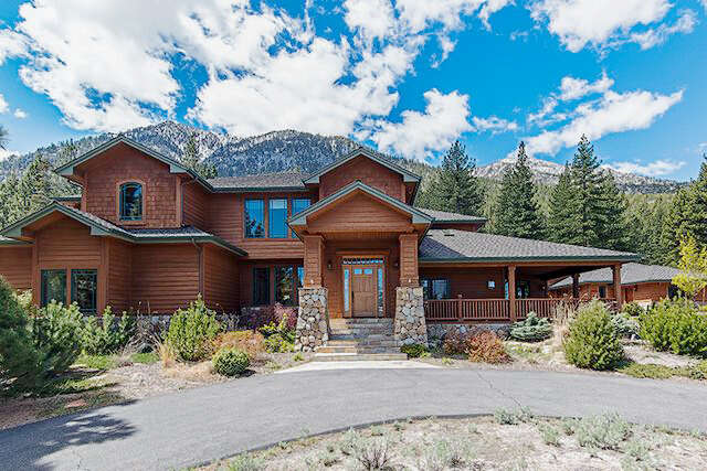 Single Family for Sale at 200 Five Creek Road Gardnerville, Nevada 89460 United States