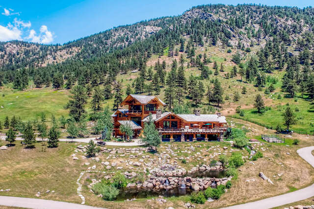 Single Family for Sale at 2480 Saddle Notch Rd Loveland, Colorado 80537 United States