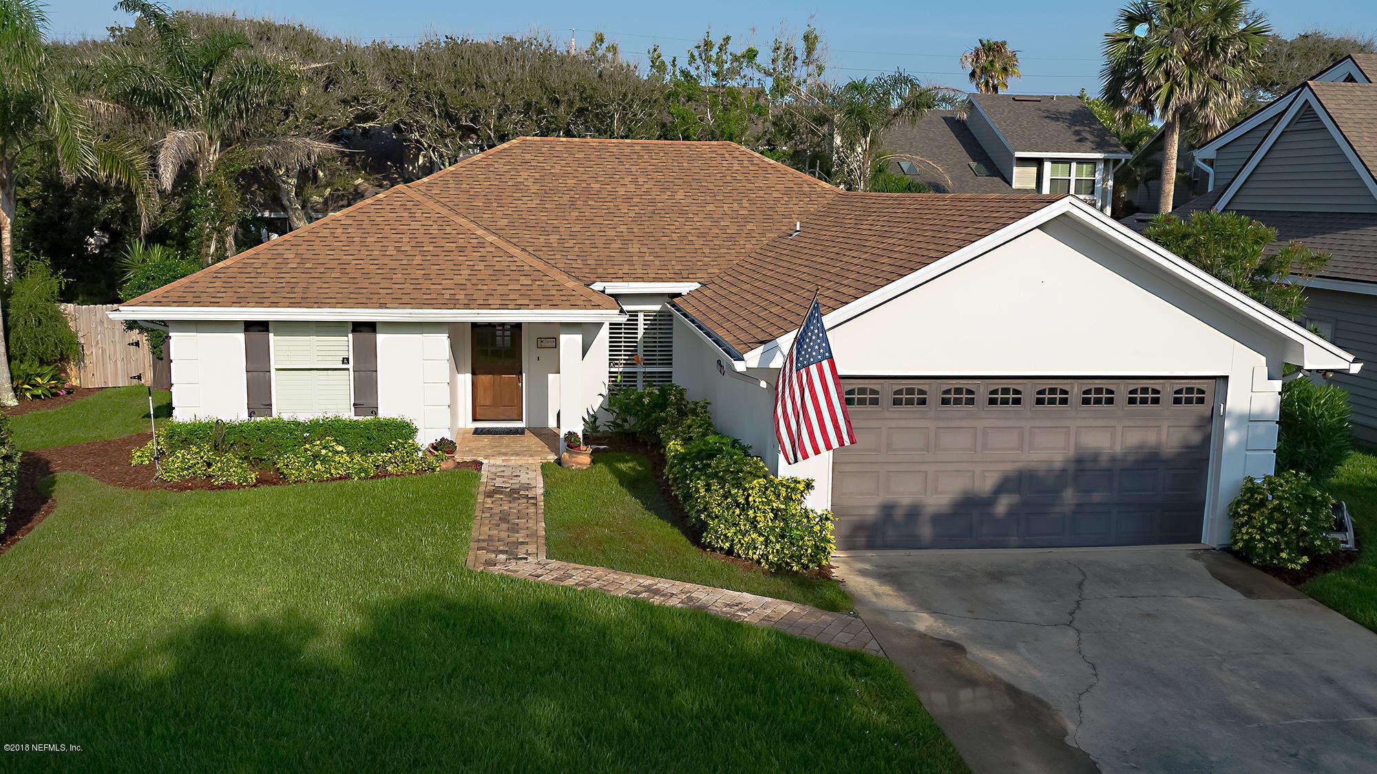 Single Family for Sale at 1864 Beachside Ct Atlantic Beach, Florida 32233 United States