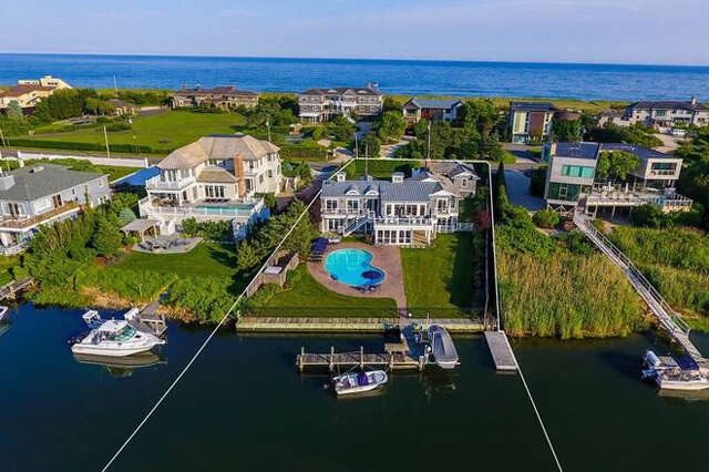 Single Family for Sale at 126 Dune Road Westhampton Beach, New York 11978 United States