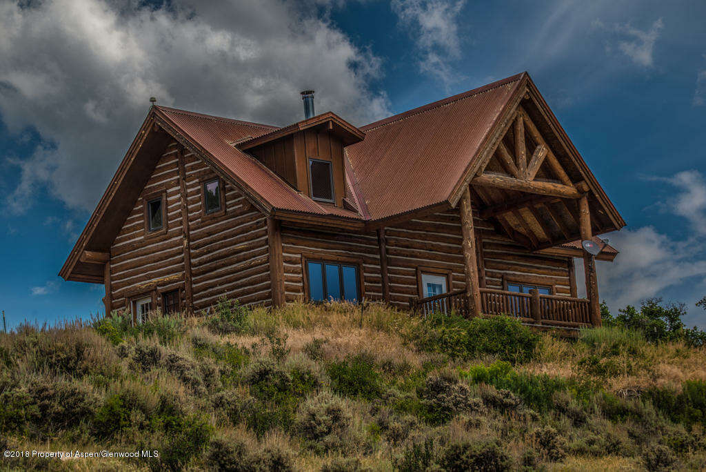 Single Family for Sale at 22521 Divide Creek Road Silt, Colorado 81652 United States