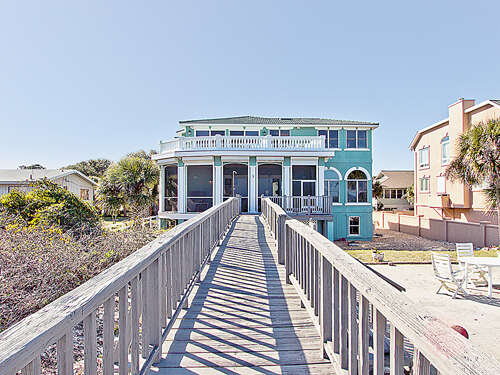 Single Family for Sale at 3 6th Terrace Other Tybee Island, Georgia 31328 United States