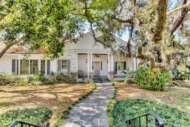 Single Family for Sale at 1700 Country Club Road Eustis, Florida 32726 United States