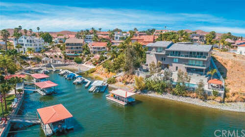 Single Family for Sale at 29743 Buggywhip Court Canyon Lake, California 92587 United States