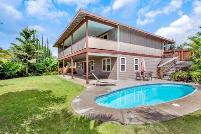 Single Family for Sale at 68-3521 Malina St Waikoloa, Hawaii 96738 United States