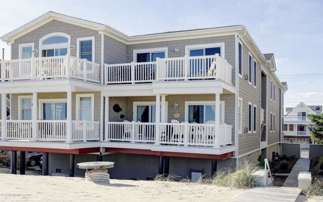 Single Family for Sale at 239 Beach Front Road Manasquan, New Jersey 08736 United States