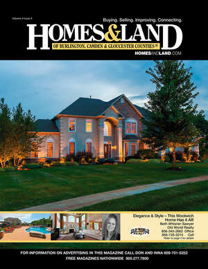 HOMES & LAND Magazine Cover. Vol. 06, Issue 09, Page 4.