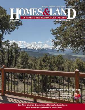 HOMES & LAND Magazine Cover. Vol. 30, Issue 06, Page 15.