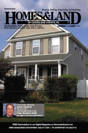 HOMES & LAND Magazine Cover. Vol. 29, Issue 04, Page 11.