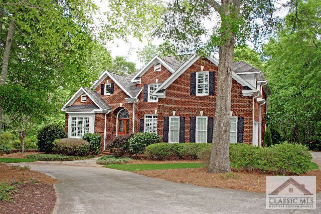 Single Family for Sale at 1281 Knob Creek Athens, Georgia 30606 United States