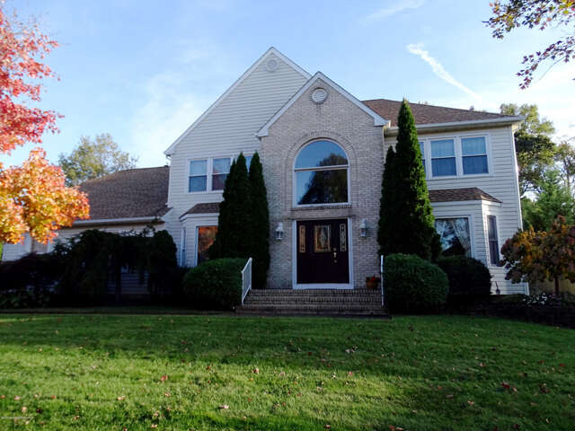 Single Family for Sale at 1513 Dubac Rd Wall, New Jersey 07719 United States