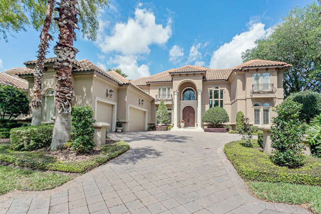 Single Family for Sale at 100 Harbourmaster Ct Ponte Vedra Beach, Florida 32082 United States