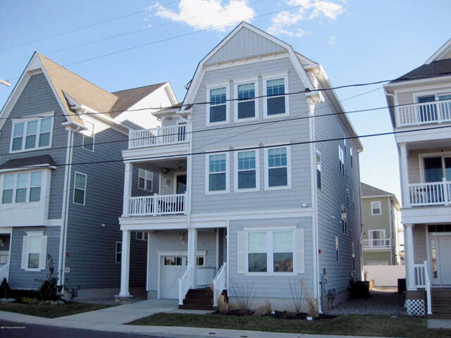 Single Family for Sale at 50 Seaview Avenue Long Branch, New Jersey 07740 United States