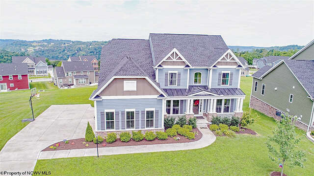 Single Family for Sale at 69 Falling Water Lane Morgantown, West Virginia 26508 United States