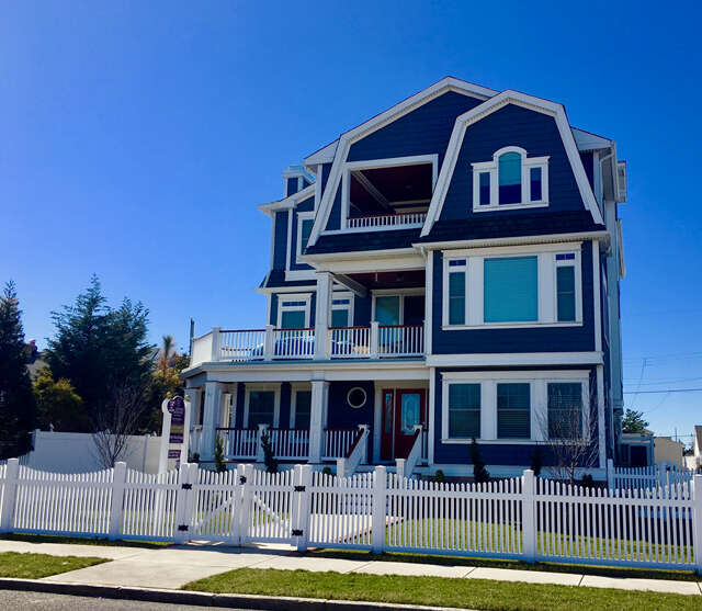 Single Family for Sale at 320 28th St S Brigantine, New Jersey 08203 United States
