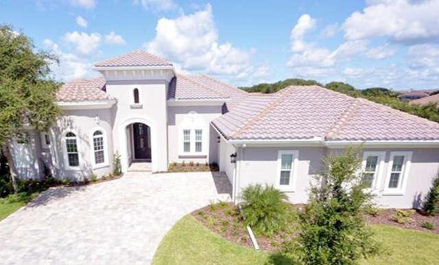 Single Family for Sale at 55 Ocean Oaks Lane Palm Coast, Florida 32137 United States
