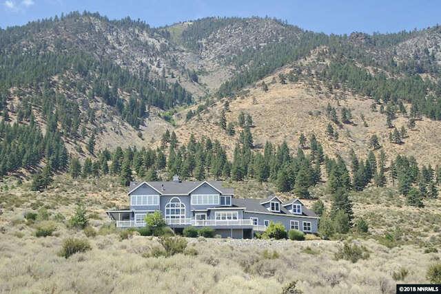 Single Family for Sale at 2521 Eagle Ridge Road Genoa, Nevada 89411 United States