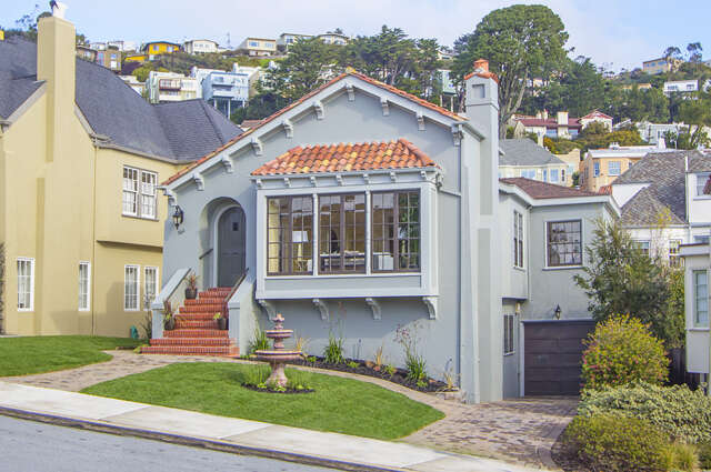Single Family for Sale at 360 Valdez Ave San Francisco, California 94127 United States