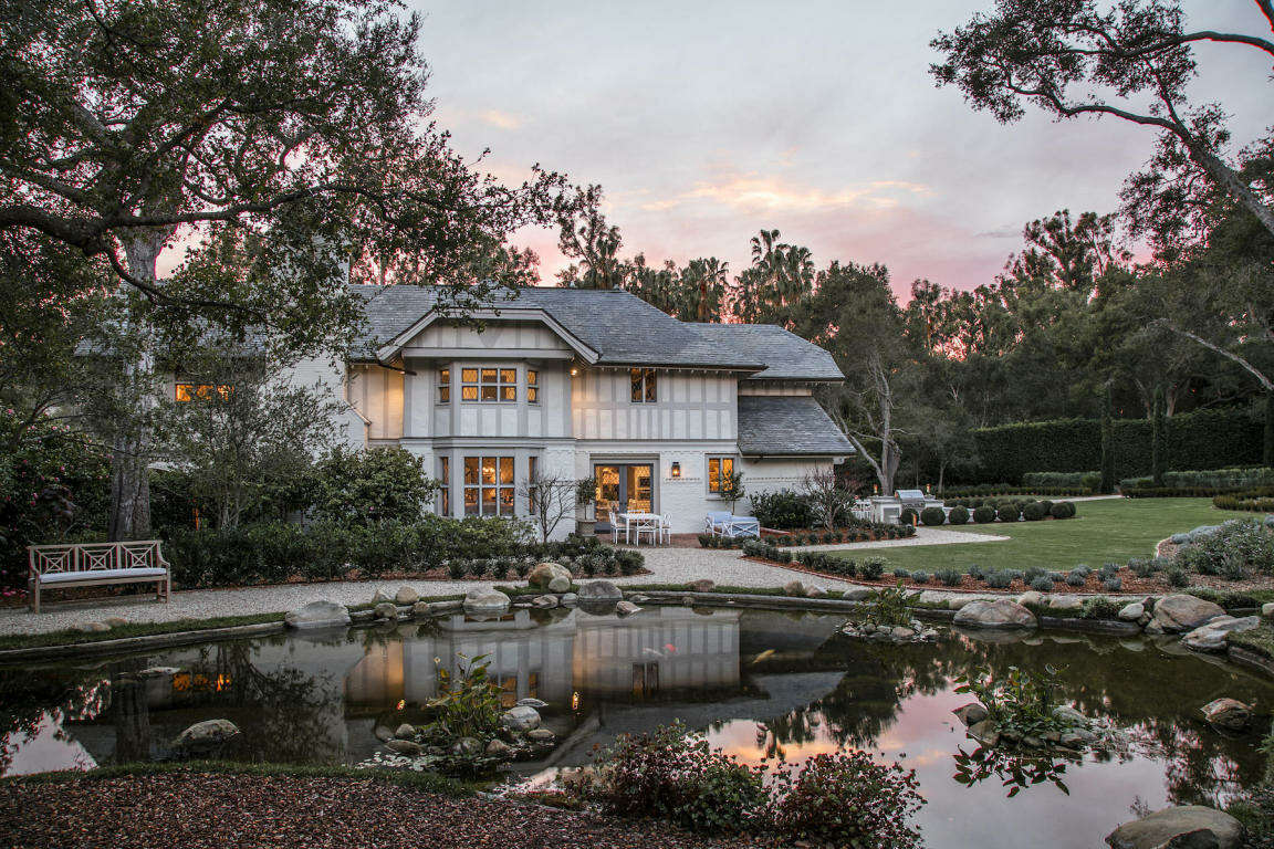 Single Family for Sale at 1711 East Valley Road Montecito, California 93108 United States