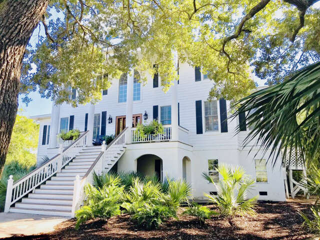 Single Family for Sale at 9001 Back Bay Drive Isle Of Palms, South Carolina 29451 United States