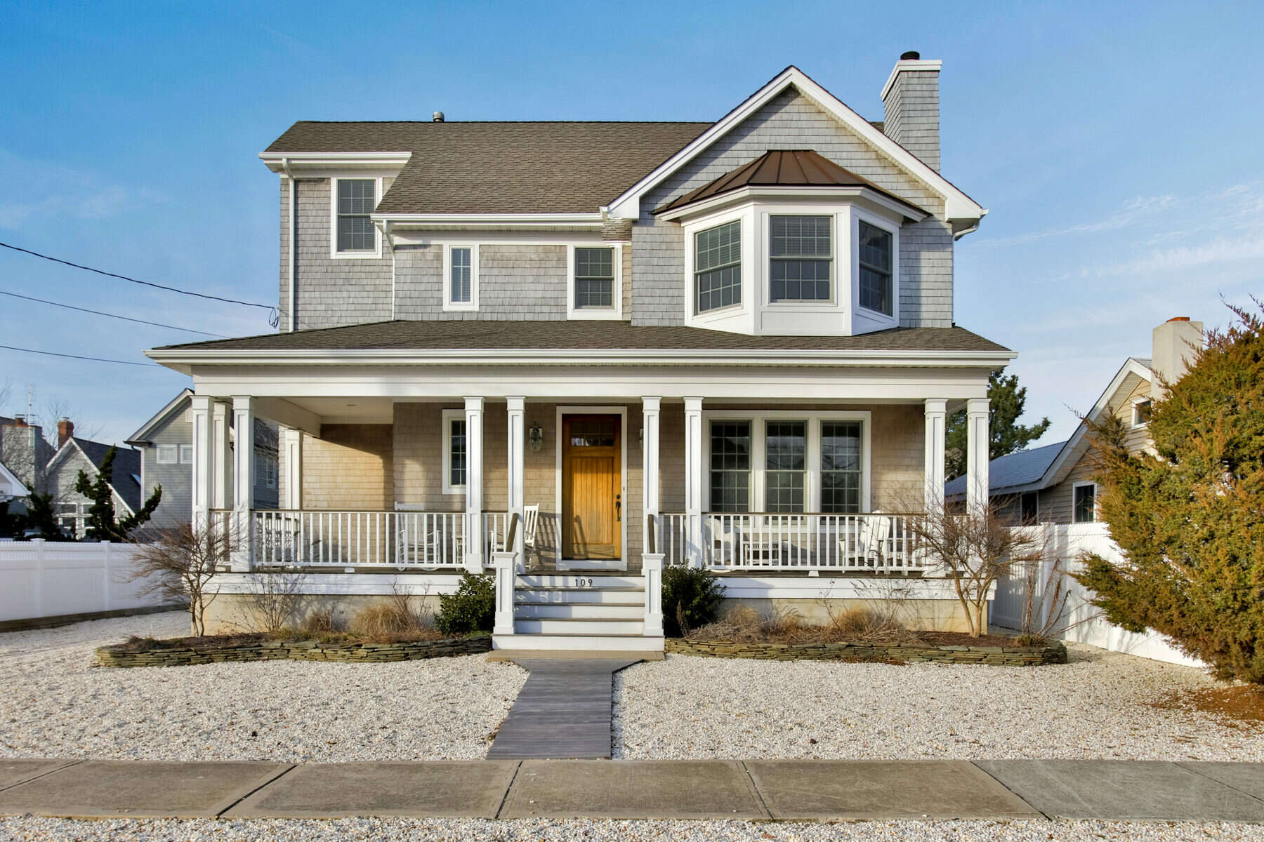 Single Family for Sale at 109 6th Avenue Normandy Beach, New Jersey 08739 United States