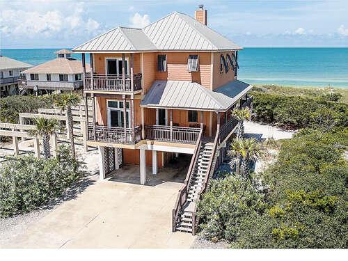 Single Family for Sale at 4191 Cape San Blas Rd Cape San Blas, Florida 32456 United States