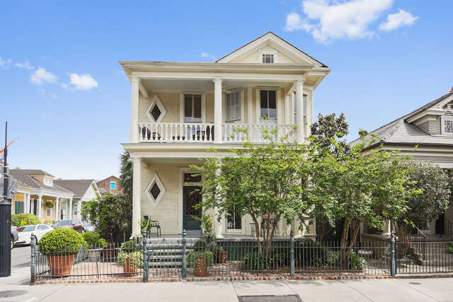 Single Family for Sale at 1240 Royal St. New Orleans, Louisiana 70116 United States