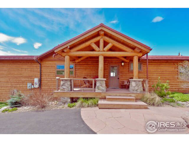 Single Family for Sale at 1101 Ridge Rd Nederland, Colorado 80466 United States