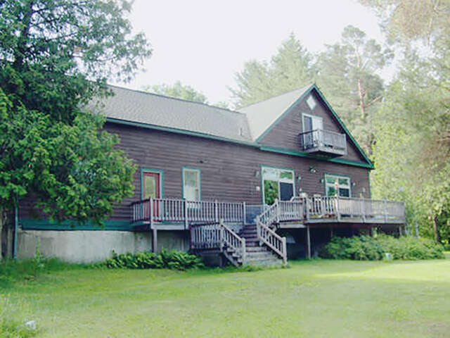 Single Family for Sale at 14 Country Club Tupper Lake, New York 12986 United States
