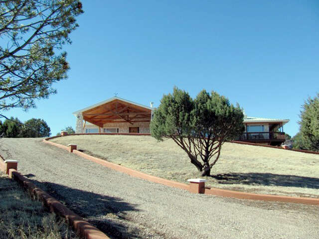 Single Family for Sale at 399 Nm 220/Airport Rd Alto, New Mexico 88312 United States