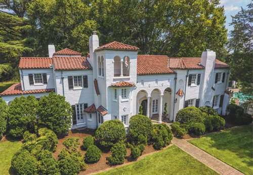 Single Family for Sale at 1215 Rothesay Circle Richmond, Virginia 23221 United States