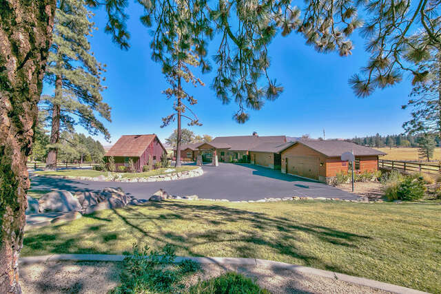 Single Family for Sale at 6755 Franktown Road Carson City, Nevada 89704 United States