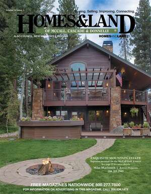 HOMES & LAND Magazine Cover. Vol. 14, Issue 01, Page 17.