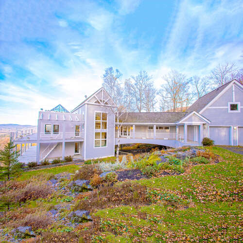 Single Family for Sale at 1129 Taber Ridge Road Stowe, Vermont 05672 United States