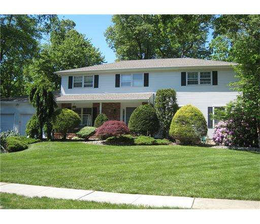 Single Family for Sale at 15 Quaker Drive NE East Brunswick, New Jersey 08816 United States