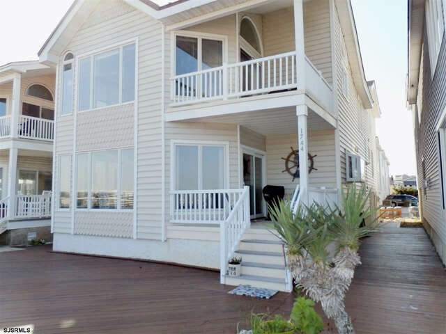 Single Family for Sale at 1744 Boardwalk Ocean City, New Jersey 08226 United States