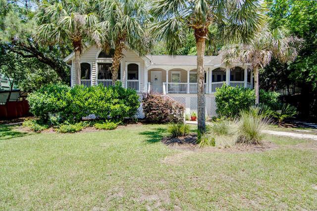 Single Family for Sale at 10 24th Avenue Isle Of Palms, South Carolina 29451 United States