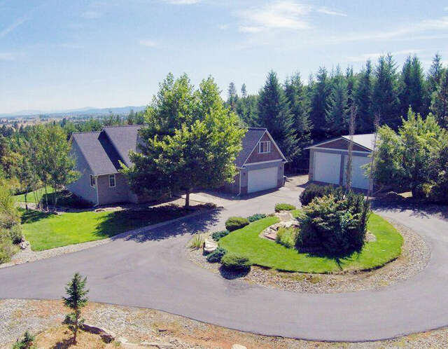 Single Family for Sale at 14562 W Hoyt Road Rathdrum, Idaho 83858 United States