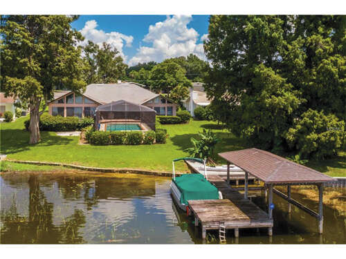 Real Estate for Sale, ListingId:47101422, location: 400 LAKE LULU DRIVE Winter Haven 33880