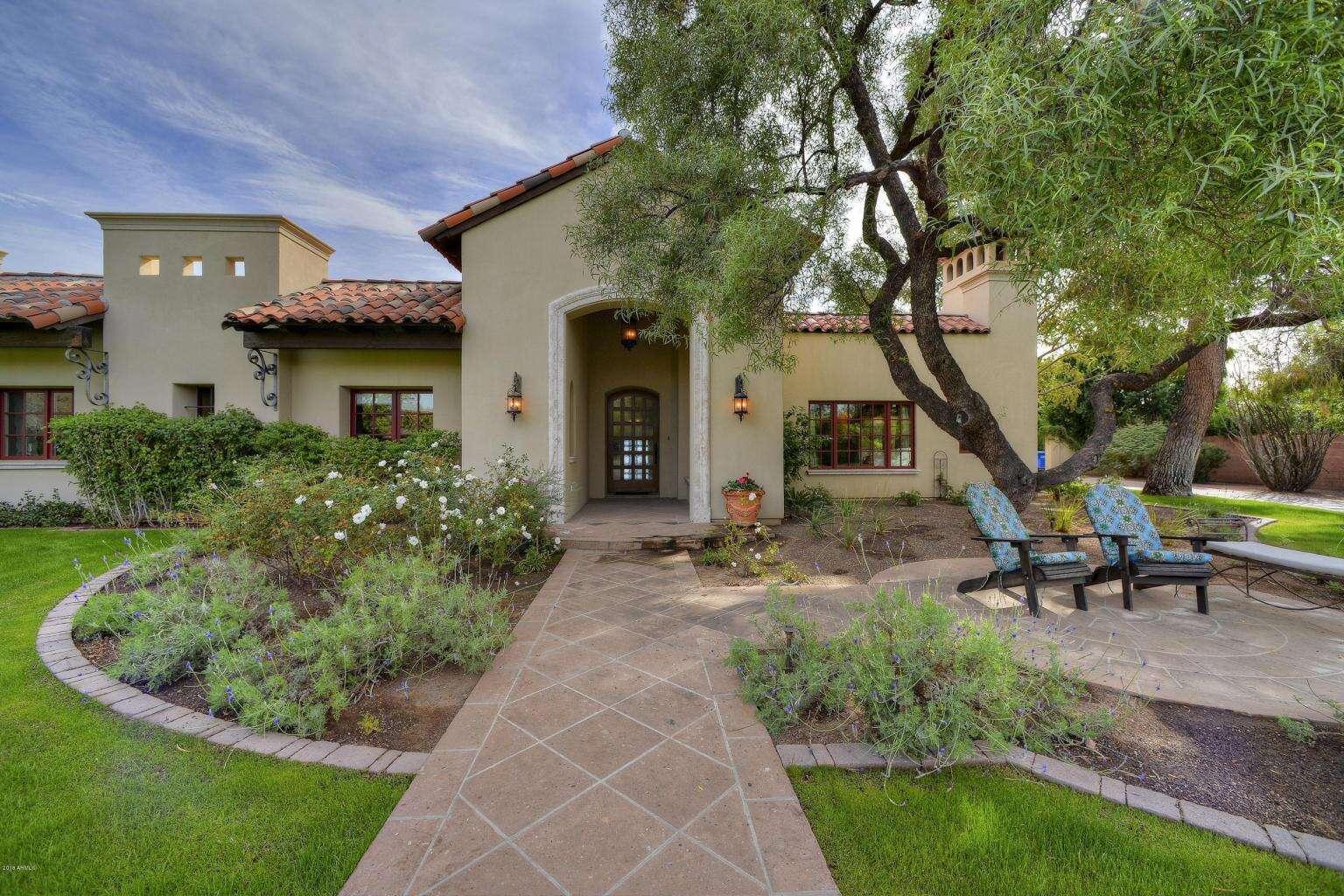 Single Family for Sale at 4619 N Dromedary Rd Phoenix, Arizona 85018 United States