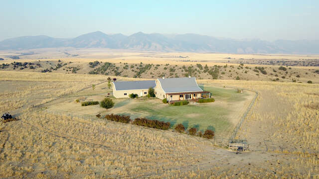 Single Family for Sale at 1050 Theisen Ranch Rd Belgrade, Montana 59714 United States