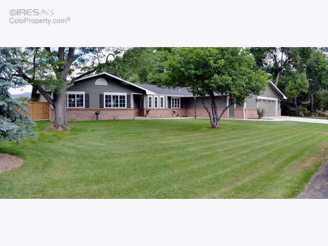 Single Family for Sale at 3701 Richmond Dr Fort Collins, Colorado 80526 United States