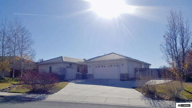 Single Family for Sale at 4181 Desert Fox Drive Sparks, Nevada 89436 United States